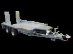 Baumaschinenanhänger für Hubarbeitsbühnen Transport